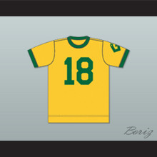 New York Generals Football Soccer Shirt Jersey Yellow