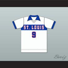 St Louis Stars Football Soccer Shirt Jersey White