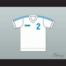 Team Hawaii Football Soccer Shirt Jersey White