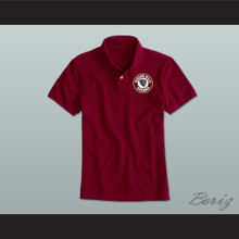 Teen Wolf Coach Bobby Finstock Beacon Hills Cyclones Polo Shirt