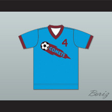 Baltimore Comets Football Soccer Shirt Jersey Home Any Player or Number
