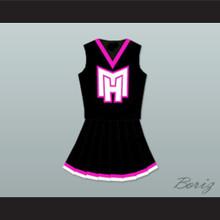 Monster High Cheerleader Uniform Stitch Sewn