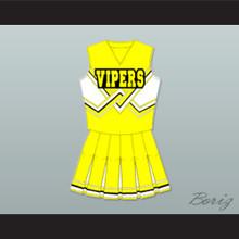 Death Proof Lee Montgomery (Mary Elizabeth Winstead) Vipers Cheerleader Uniform