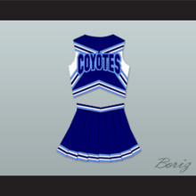 Varsity Blues Darcy Sears (Ali Larter) West Canaan High School Coyotes Cheerleader Uniform