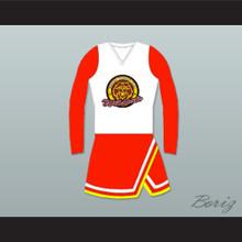 Heroes Claire Bennet (Hayden Panettiere) Union Wells High School Wildcats Cheerleader Uniform