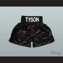 Mike Tyson Boxing Shorts