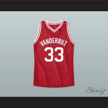 Family Matters Eddie Winslow 33 Vanderbilt Muskrats High School Basketball Jersey