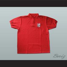Danny Noonan Bushwood Country Club Polo Shirt Golf Caddy Uniform