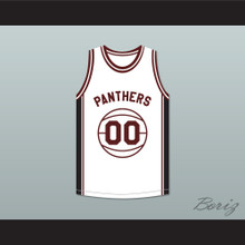 Duane Martin Kyle Lee Watson 00 Panthers High School White Basketball Jersey Above The Rim New