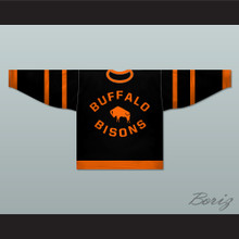 1928-29 CPHL Buffalo Bisons Hockey Jersey