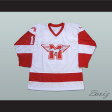 Dean Youngblood Hamilton Mustangs Hockey Jersey Youngblood Movie Rob Lowe