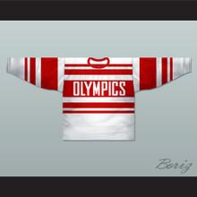 Detroit 1927-28 Hockey Jersey