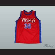 Magic Johnson 32 Lansing Everett High School Vikings