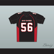 56 Lutter Mean Machine Convicts Football Jersey