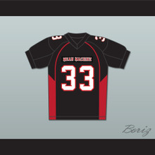 33 Turner Mean Machine Convicts Football Jersey