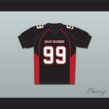 99 Bronson Mean Machine Convicts Football Jersey