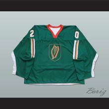 Adam Pepper Ireland Hockey Jersey