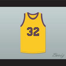Air Gordon 32 Yellow Basketball Jersey Martin