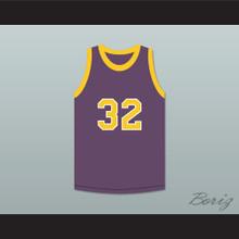 Air Gordon 32 Purple Basketball Jersey Martin