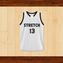 Team Stretch 13 Basketball Jersey Brooklyn Bridge Reunion Game by Morrissey&Macallan