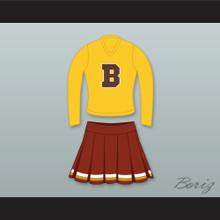 Bel-Air Academy High School Cheerleader Uniform The Fresh Prince of Bel-Air