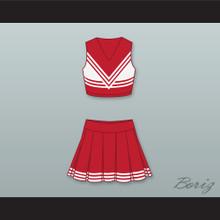 Kim Kardashian Lisa Taylor High School Cheerleader Uniform Disaster Movie