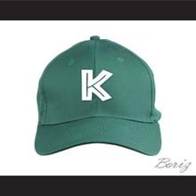 Hardball Kekambas Dark Green Baseball Cap New Hat