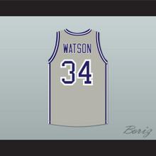Duane Martin Kyle Lee Watson 34 College Career Basketball Jersey Above The Rim