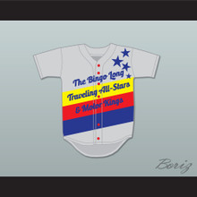 Billy Dee Williams 1 The Bingo Long Traveling All-Stars & Motor Kings Baseball Jersey Alternate