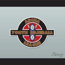 Set of 5 ARCHA Youth Baseball League Patches Harball Kekambas