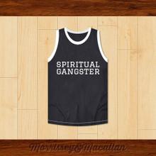 Spiritual Gangster Basketball Jersey by Morrissey&Macallan