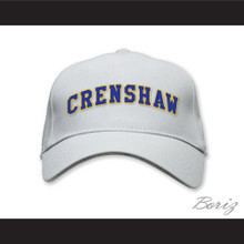 Crenshaw High School Baseball Hat Love and Basketball