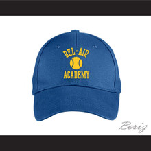 Bel-Air Academy Tennis Blue Baseball Hat The Fresh Prince of Bel-Air