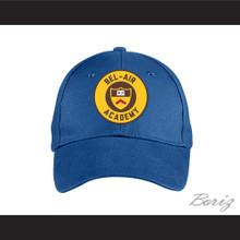 Bel-Air Academy Crest Blue Baseball Hat The Fresh Prince of Bel-Air