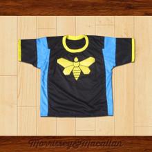 Golden Moth Heisenberg 52 Football Jersey by Morrissey&Macallan