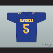 Dalmar Abuzeid Danny Van Zandt 5 Degrassi Community School Panthers Football Jersey
