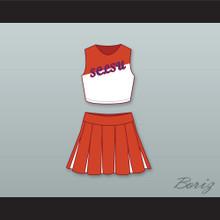 The Waterboy SCLSU Mud Dogs Cheerleader Uniform