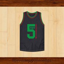 Phife Dawg 5 Foot Assassin Basketball Jersey by Morrissey&Macallan