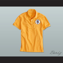 Degrassi Community School Panthers Yellow Polo Shirt