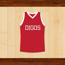 Kid Kulafu Digos Boxing Gym Boxer Jersey by Morrissey&Macallan