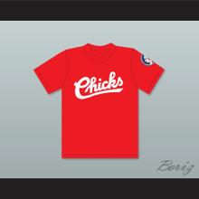 Bo Jackson 28 Memphis Chicks Red Baseball Jersey