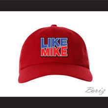 Like Mike Red Baseball Hat