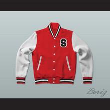 Sunset Park High School Varsity Letterman Jacket-Style Sweatshirt