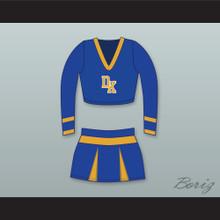 Megan Fox Jennifer Check Devil's Kettle High School Long Sleeve Cheerleader Uniform Jennifer's Body