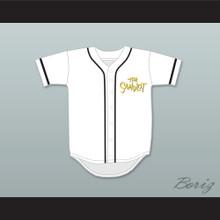 Benny 'The Jet' Rodriguez 30 Baseball Jersey The Sandlot