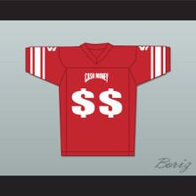 Cash Money Records Drake Football Jersey