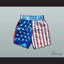 Eric 'Butterbean' Esch American Flag Boxing Shorts