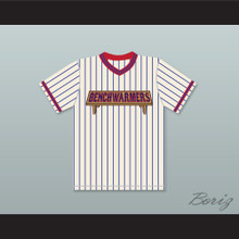 Joe Gnoffo Marcus Ellwood  3 Benchwarmers Pinstriped Baseball Jersey