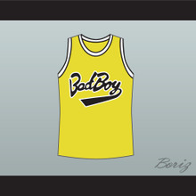 Notorious B.I.G. Biggie Smalls 72 Bad Boy Basketball Jersey New