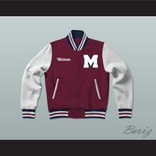 Kyle Lee Watson 00 Monarch High School Panthers Basketball Varsity Letterman Jacket-Style Sweatshirt Above The Rim